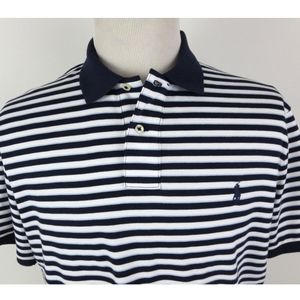 Polo Ralph Lauren Large Polo Shirt Striped - A